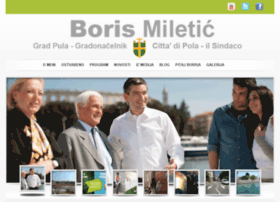 borismiletic.com