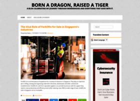 bornadragon.com