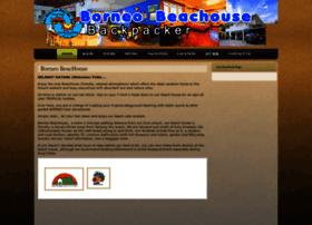 borneobeachouse.com