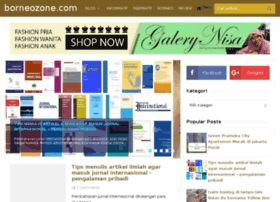 borneozone.com