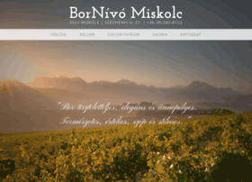 bornivo-miskolc.hu
