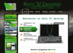 borntodevelop.com