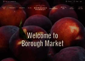 boroughmarket.org.uk