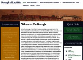 boroughoflitchfield.org
