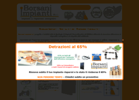 borsanimpianti.it