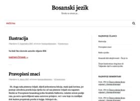bosanskijezik.blogger.ba