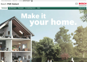 bosch-psr-select.com