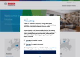 bosch-smarthome.com