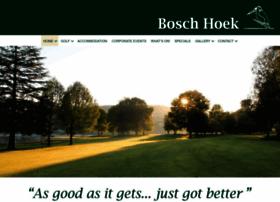 boschhoek.co.za