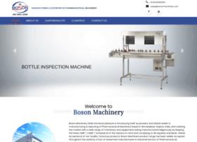 bosonmachinery.com
