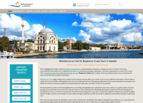Bosphoruscruise.com