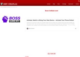 boss-cellular.com