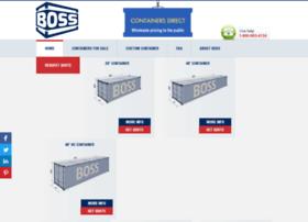 bosscontainers.com