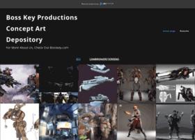 bosskey.artstation.com