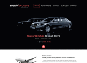 boston-limousine.net