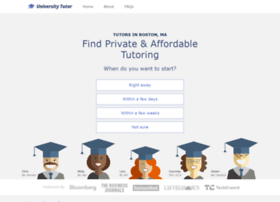 boston.universitytutor.com