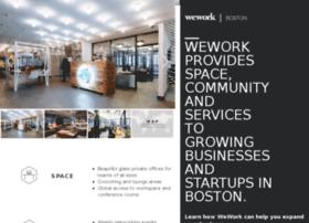 boston.wework.com