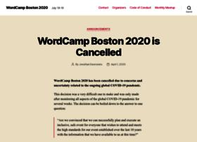boston.wordcamp.org