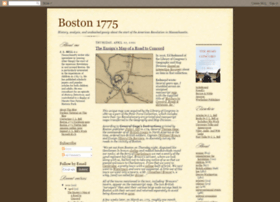 boston1775.blogspot.com