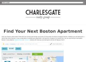 bostonapartments.charlesgaterealty.com