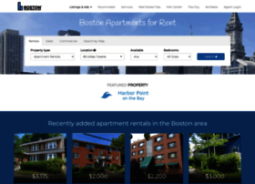 bostonapartments.com