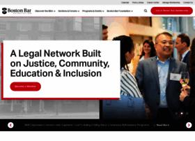 bostonbar.org