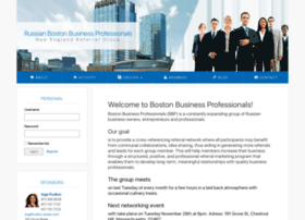bostonbusinessprofessionals.com