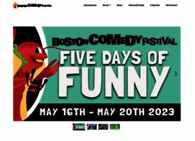 bostoncomedyfest.com