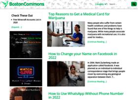 bostoncommons.net
