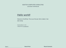 bostoncomputerconsulting.com