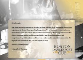 bostondancesportcup.com