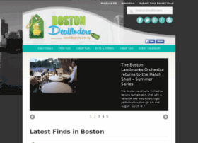 bostondealfinders.com