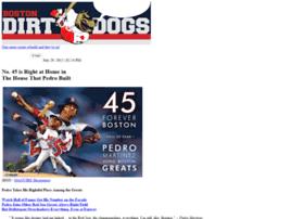 bostondirtdogs.boston.com