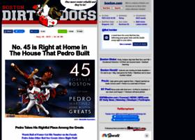bostondirtdogs.com