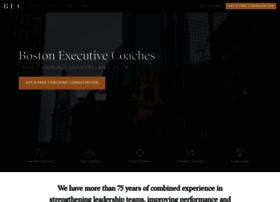 bostonexecutivecoaches.com