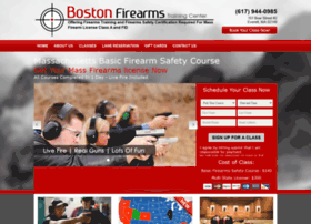 bostonfirearms.com