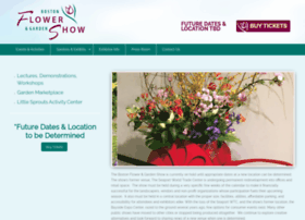 bostonflowershow.com