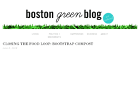 bostongreenblog.com