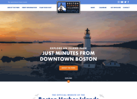 bostonharborislands.org