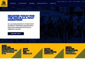 bostonmarathon.org