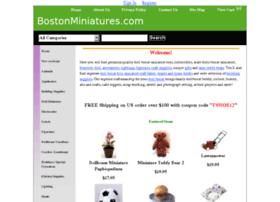 bostonminiatures.com
