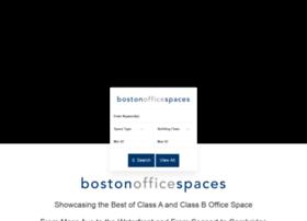 bostonofficespaces.com