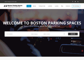 bostonparkingspaces.com