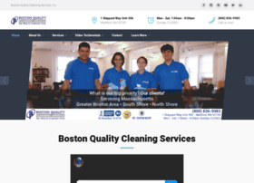 bostonqualitycleaningservices.com