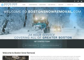 bostonsnowremoval.com