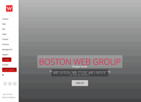 bostonwebgroup.com