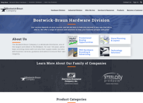 bostwick-braun.com