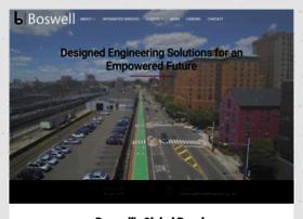 boswellengineering.com