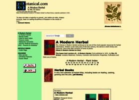 botanical.com