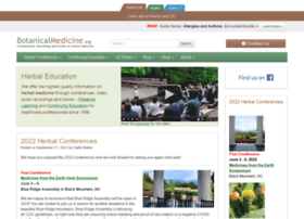 botanicalmedicine.org
